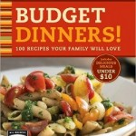 Good Housekeeping's Budget Dinners