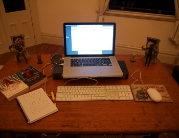 MJHearle Workspace