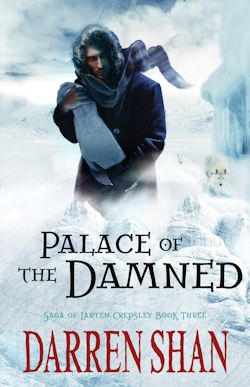 Palace Damned Cover