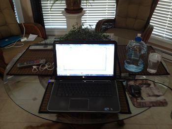 jeds desk