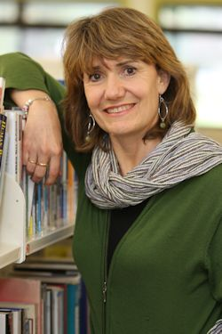 Zana Bell author photo