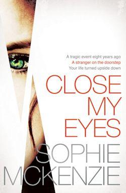 close eyes