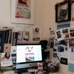 Author Desk: Victoria Purman
