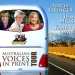 The Australian Voices in Print Tour