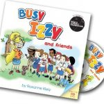 Book Club: Busy Izzy and Friends