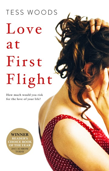 Love at First Flight cover