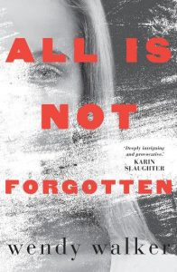 Book Club: All Is Not Forgotten