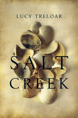 Lucy Treloar Salt Creek cover