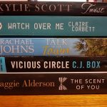 Reading Wrap-Up for April