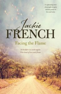 Book Club: Facing The Flame