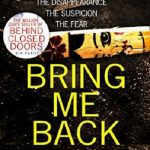 BOOK CLUB: Bring Me Back