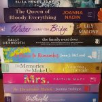 Reading Wrap-Up for March 2018