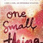 BOOK CLUB: One Small Thing