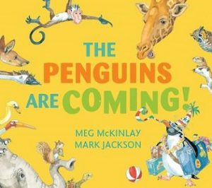 CHILDRENS BOOK CLUB: The Penguins Are Coming