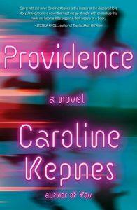 BOOK CLUB: Providence