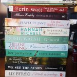 Reading Wrap-Up for July 2018