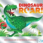 BOOK CLUB: Dinosaur Roar and Ten Terrible Dinosaurs