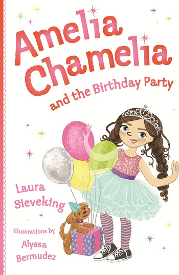 BOOK CLUB: Amelia Chamelia and the Birthday Party
