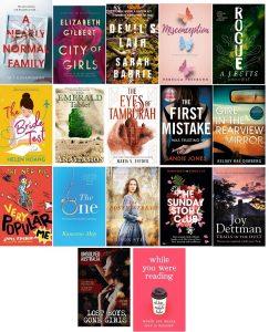 Book Club Reads July 2019