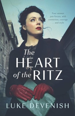 BOOK CLUB: The Heart of The Ritz
