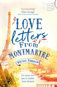 BOOK CLUB: Love Letters from Montmartre