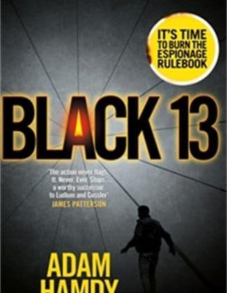 BOOK CLUB: BLACK 13